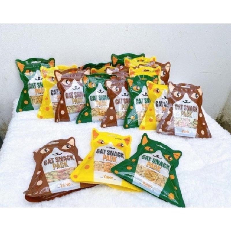 Bánh thưởng Cat SnackPack , thức ăn cho mèo