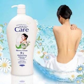 (SIÊU RẺ) Sữa Tắm Care 1200ml - Sữa Tắm Dê Cao Cấp- Mua Càng Nhiều Giá Càng Rẻ- - Sữa Tắm Nhập Khẩu - Sữa Tắm Cao Cấp Thái Lan - Sức Khỏe & Làm Đẹp - Tắm & Chăm Sóc Cơ Thể - Chăm Sóc Da thumbnail
