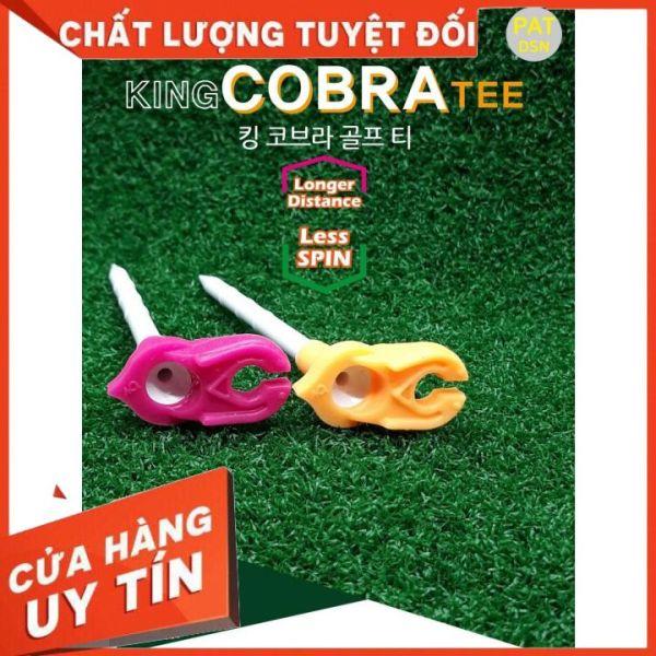 Combo 02 Tee chơi Golf King Cobra Tee Giúp Tăng Khoảng Cách Đánh Bóng Golf Thêm 20 yard