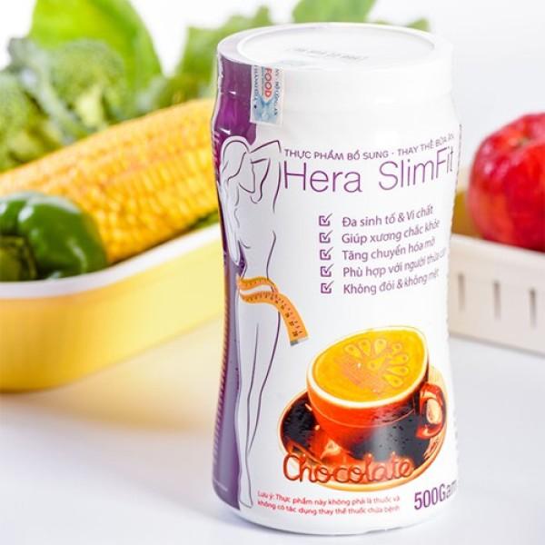 [Mẫu mới 2020] - Sữa giảm cân Hera Slimfit giúp giảm cân từng ngày giá rẻ