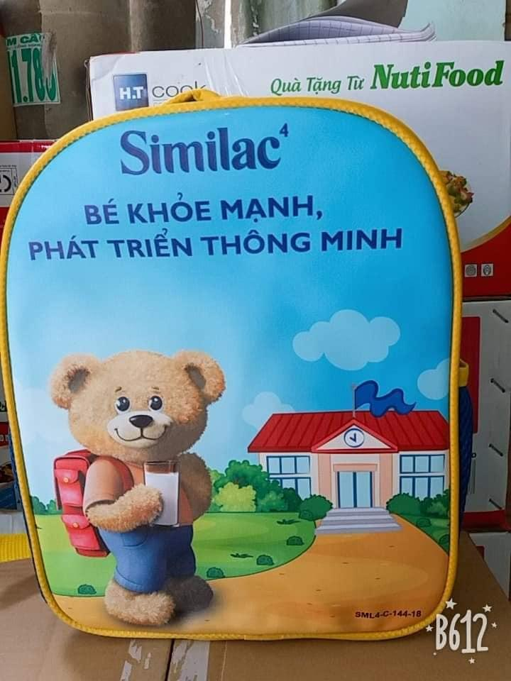 Balo hình gấu bông Similac cho bé đi mẫu giáo
