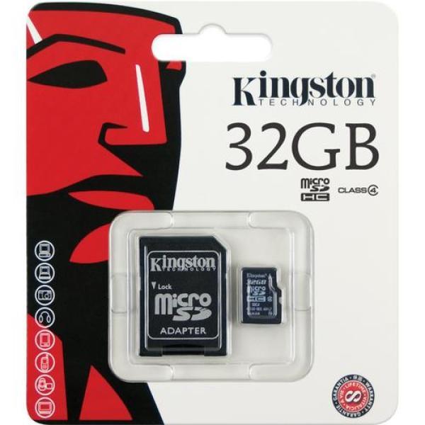 Thẻ Nhớ Micro Kingston 32GB