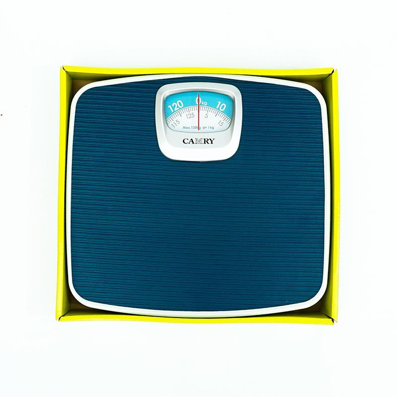 Cân sức khỏe Cân gia đình Camry BR202007A cao cấp hoạt động cơ học, trọng tải tối đa 130kg ( bước nhảy 0.1kg ) - Hàng nhập khẩu nhập khẩu