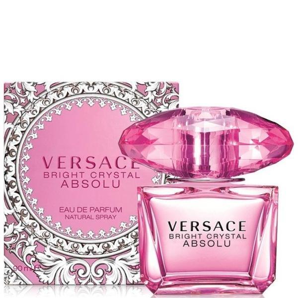 Nước hoa dạng xịt Versace bright crystal absolu 90ml