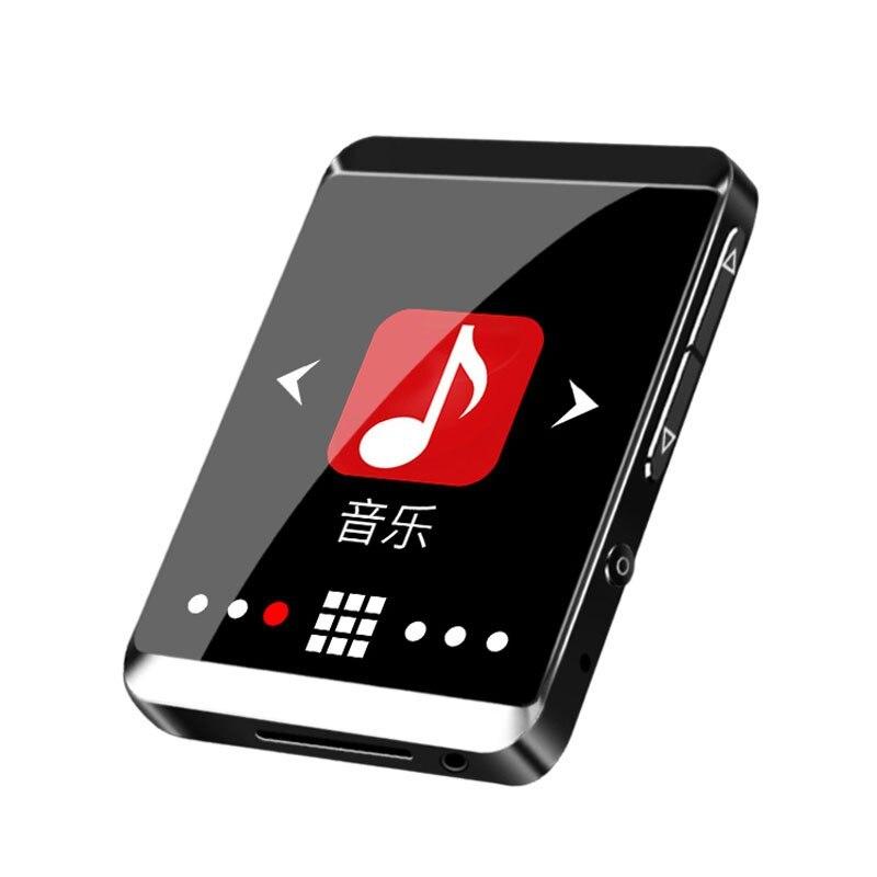 Máy nghe nhạc MP3/Lossless RUIZU M5 thể thao full cảm ứng có Bluetooth 5.0 [8GB]