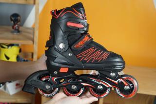 Giày patin papaison A3 - Giày trượt patin trẻ em cao cấp 2020 Tặng kèm túi đựng giày thumbnail