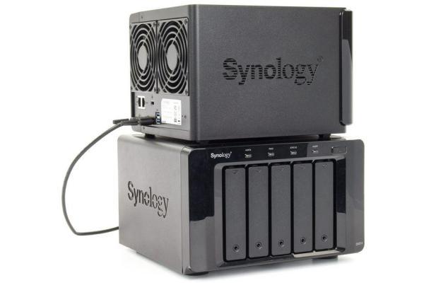Bảng giá Nas Synology DX513 Phong Vũ