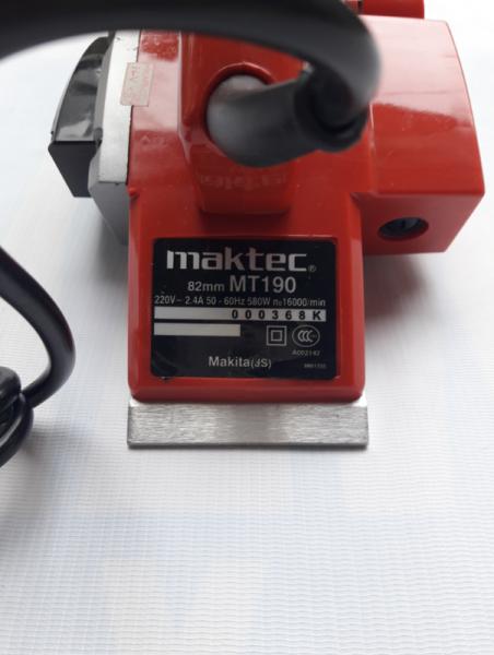 Máy Bào Maktec - Mt190 Tặng - Thuộc Sản Phẩm Máy bào gỗ