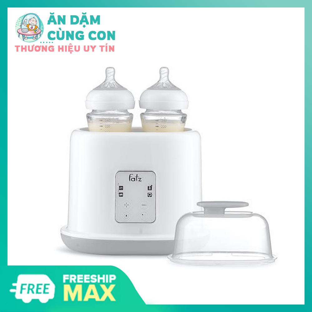 Máy hâm sữa tiệt trùng 2 bình điện tử fatz baby duo 3 fb3093vn - Sắp xếp  theo liên quan sản phẩm