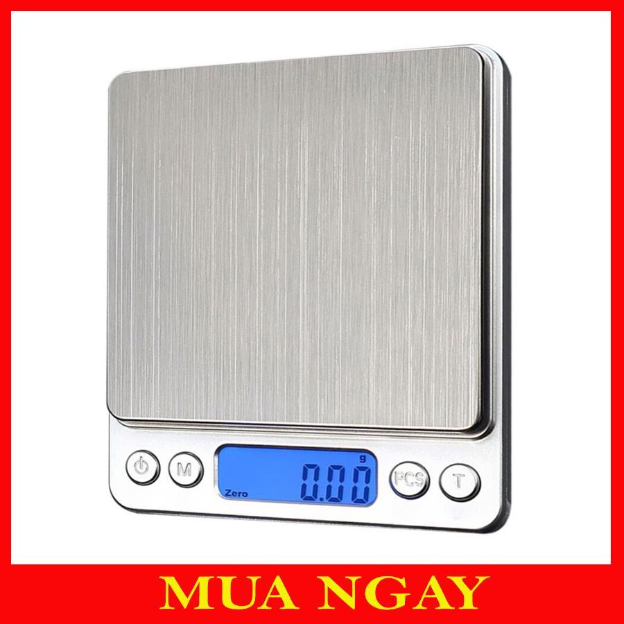 Cân Tiểu Ly Điện Tử Cao Cấp Flatform 0,5kg