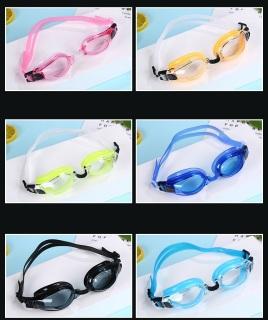 Kính Bơi Người Lớn Và Trẻ Em Đa Năng Kiểu Dáng Hàn Quốc ( LOẠI XỊN ) + TẶNG Hộp Đựng Tiện Dụng Chống Tia UV thumbnail