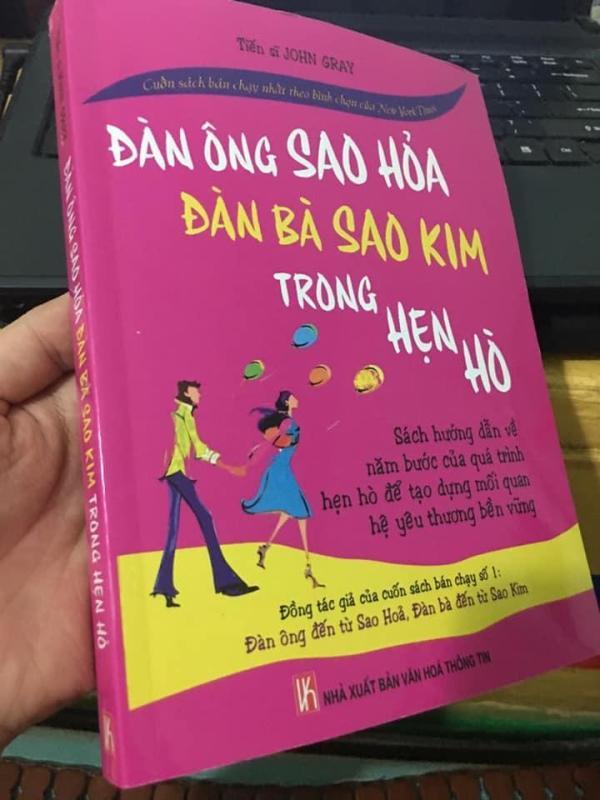 Mua ĐÀN ÔNG SAO HỎA ĐÀN BÀ SAO KIM TRONG HẸN HÒ