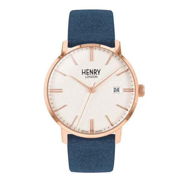Đồng hồ nam Henry London HL40-S-0358 REGENCY