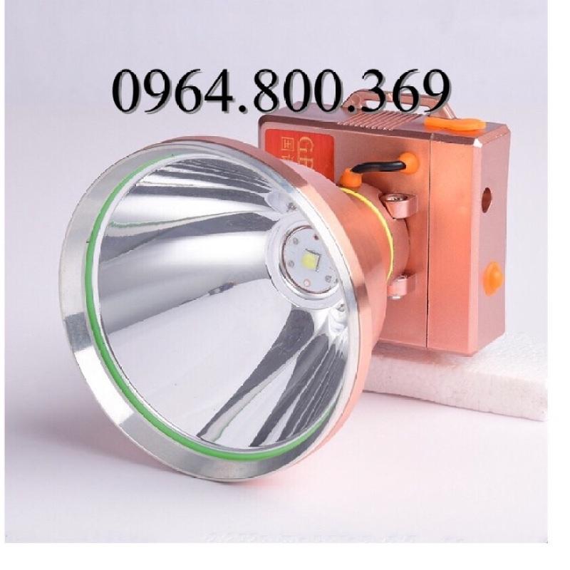 Đèn Pin đội đầu siêu sáng GPX H9 200W 3 chế độ sáng
