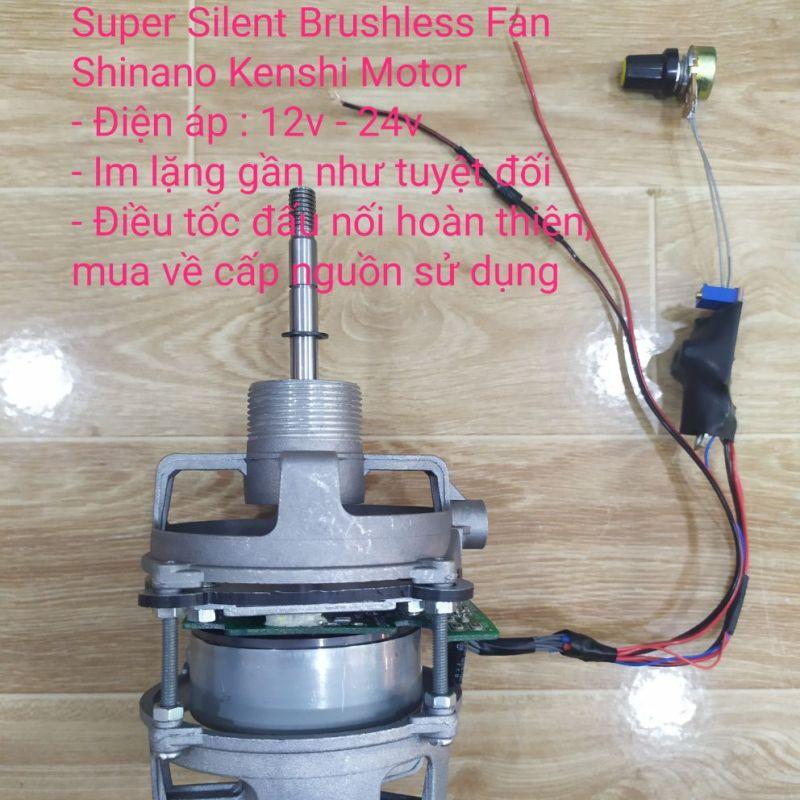 Super Silent Brushless B4 Fan 28w 12v~24v(DIY)