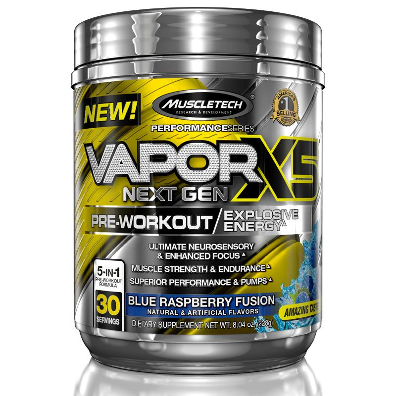 VAPORX5 NEXT GEN (30 Servings)