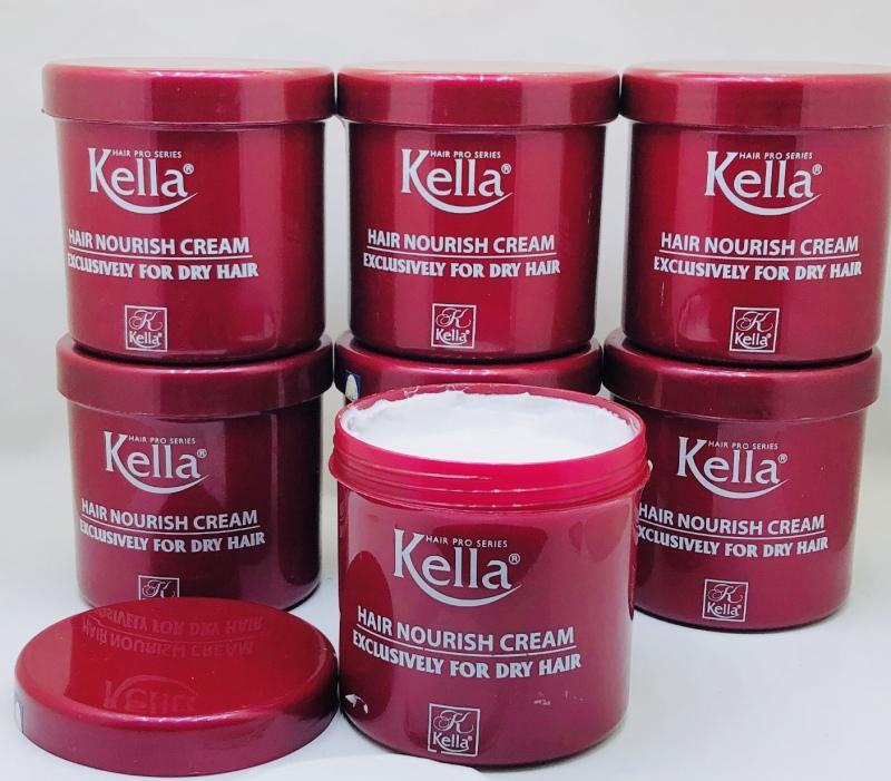 Dầu hấp tóc Kella mềm mượt 500ml