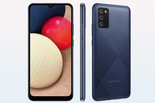 Điện thoại Samsung A02S 4GB/64GB - Hàng chính hãng