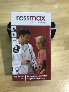 Huyết áp cơ Rossmax Full box + Tặng kèm tai nghe thumbnail