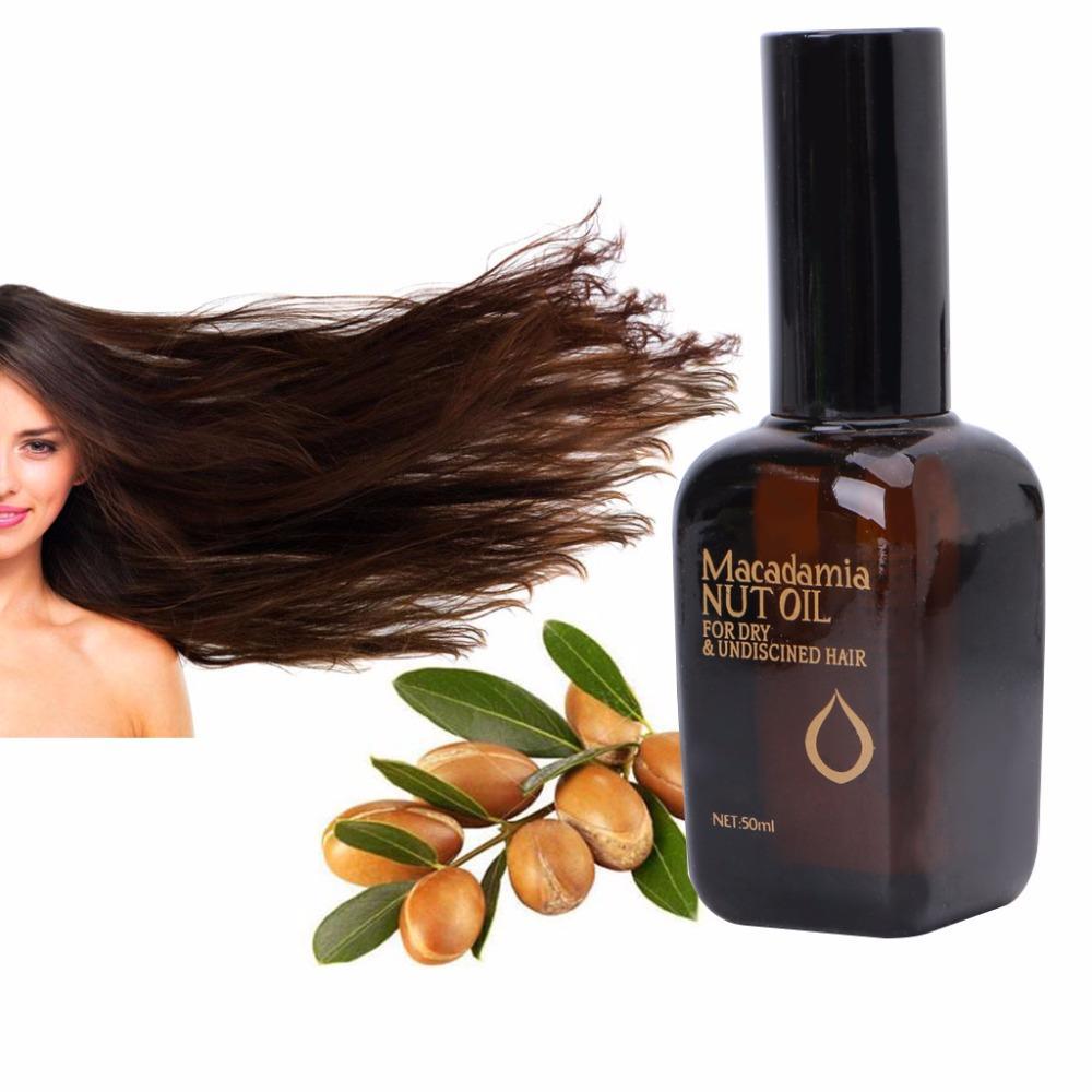 Tinh dầu dưỡng tóc Macadamia Nut Oil 50ml dưỡng tóc siêu mượt hàng tốt