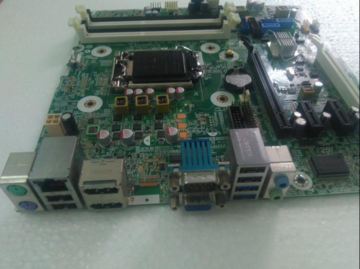Mainboard máy vi tính để bàn đồng bộ HP 800 SFF G1 (Q87) 717372-002 737728-001