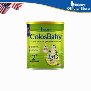 Sữa non COLOSBABY 600 IgG 2+ 400G thumbnail
