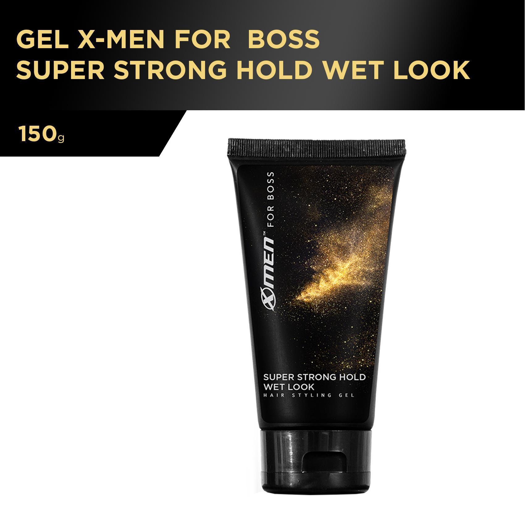 Gel Vuốt Tóc XMen For Boss Ss Hold Natural Look 150G giá rẻ