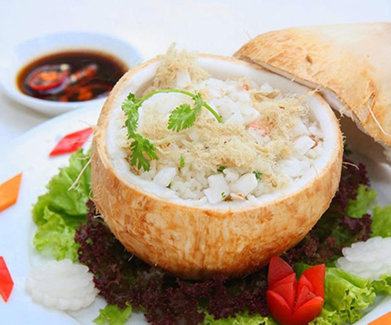 Buffet chay hơn 40 món phong cách Brazil tại Nhà hàng Bi Saigon