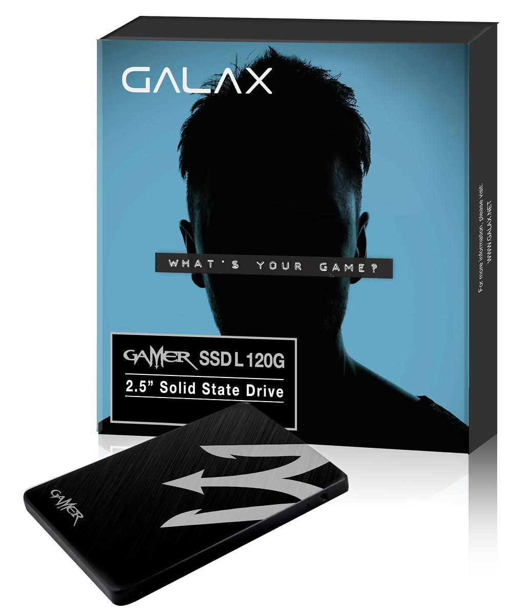 Ổ cứng SSD Galax Gamer V 120GB/240GB BH 3 năm Starfish