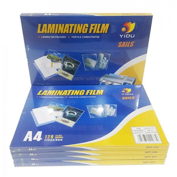 Mua Ép Plastic khổ A4 giá sỉ,chất lượng cao độ dày 80mic và 60mic