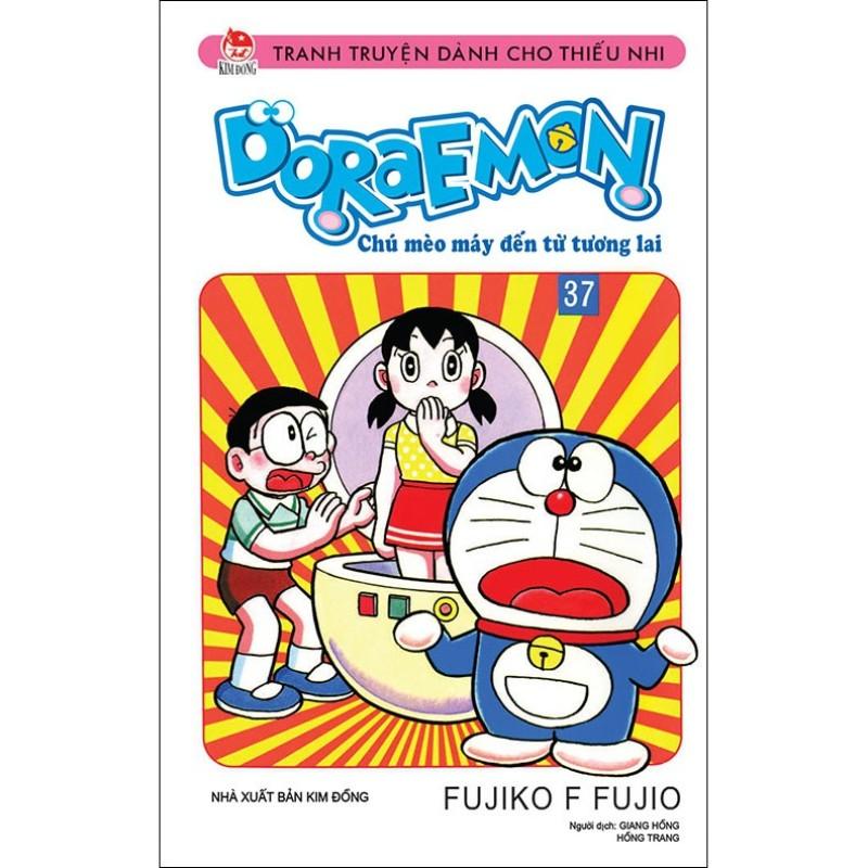 Sách - Doraemon Truyện Ngắn - Tập 37