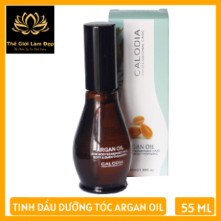 Tinh dầu dưỡng tóc, Tinh dầu dưỡng tóc Argan Oil, chai tinh dầu dưỡng tóc CALODIA, tinh dầu dưỡng tóc, dầu dưỡng tóc, tinh dầu, dưỡng tóc siêu mượt thumbnail