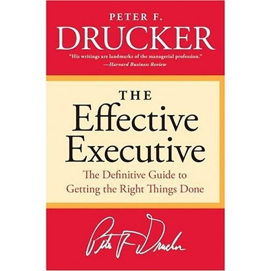 Mua The Effective Executive: The Definitive Guide to Getting the Right Things Done (Harperbusiness Essentials)