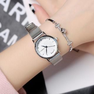 [TẶNG HỘP VÀ PIN 3 NĂM ] Đồng hồ nữ bee sister 0673 dây thép không gỉ,đồng hồ nữ sang trọng size mini cực xinh, mặt viền đá 3D đẳng cấp cho các nàng cá tính sành điệu thumbnail