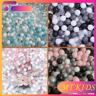Bóng Nhựa Holla Kiddy nguyên sinh không mùi Hồng Xanh Trong Xám Trắng 7cm thumbnail