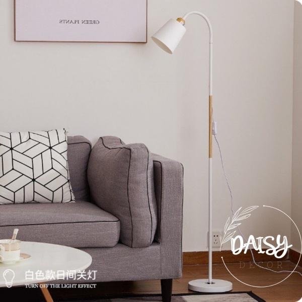 Đèn cây vintage trang trí phòng ngủ, phòng khách - có bóng Led đi kèm - CÓ SẴN - Daisy.decor