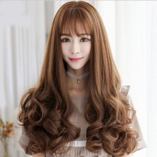 Tóc giả nữ Hàn Quốc + Tặng kèm lưới T188 thumbnail