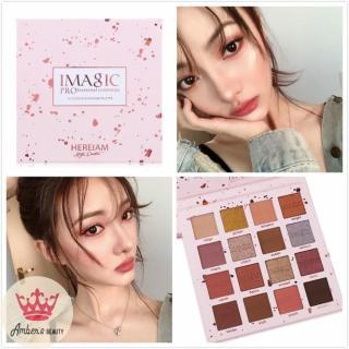 Bảng Mắt Imagic Eyeshadow Palette Professional Cosmetics 16 Màu L1618 thumbnail