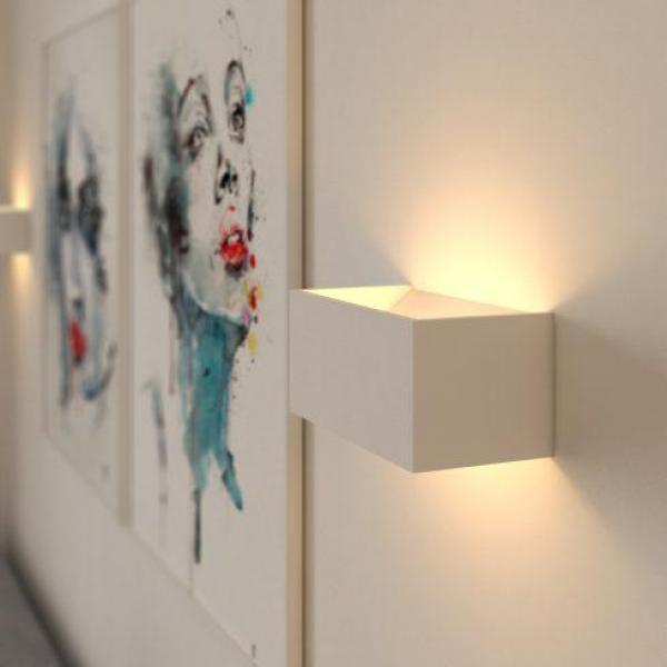 Đèn LED Gắn Tường Cao cấp 5W Rạng Đông (D GT04L/5W)