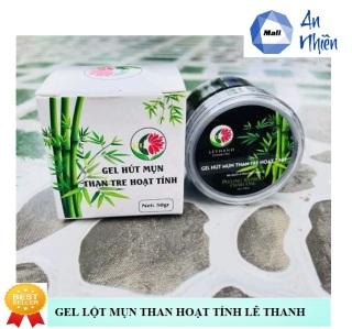 Gel Lột Mụn Than Hoạt Tính Lê Thanh - Mẫu Mới thumbnail