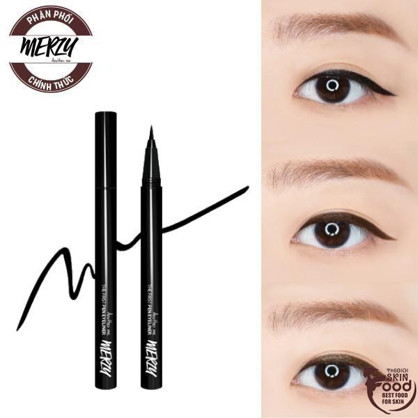 Bút Kẻ Mắt Nước Chống Trôi Merzy Another Me The First Pen Eyeliner 0,5g