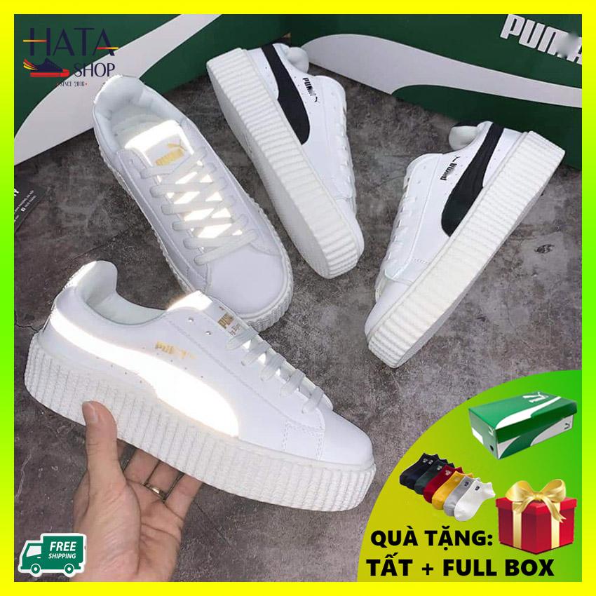 (Hàng VNXK - video thật ) Giày thể thao sneaker nam nữ chất liệu Da Cao Cấp siêu bền, chống nước Hot Trend 2020, giày bata nam nữ mang cực đẹp, cực êm chân, giày đôi nam nữ đẹp