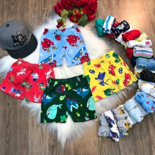 Combo 10 quần chục Carter bé gái và trai thumbnail