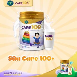 Sữa bột Care 100+ hộp 900g (cho trẻ từ 1-10 tuổi) thumbnail