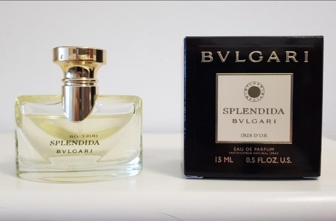 Nước Hoa Nữ Bvlgari Splendida Iris Dor 15ml
