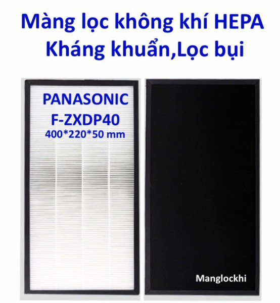 Bảng giá Màng lọc khí Panasonic 40 Không Dâng