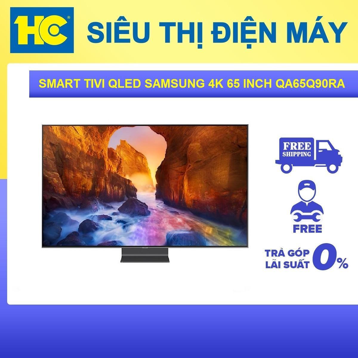 Bảng giá Smart Tivi Samsung 4K 65 inch QA65Q90R - Bảo hành 2 năm - Miễn phí vận chuyển & lắp đặt - hỗ trợ trả góp