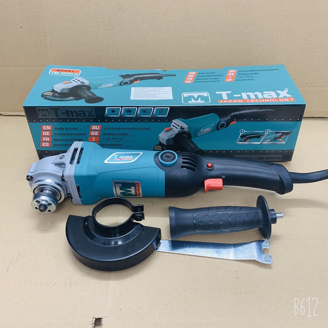 Máy mài, máy cắt TMAX TM-100LH công suất 950W