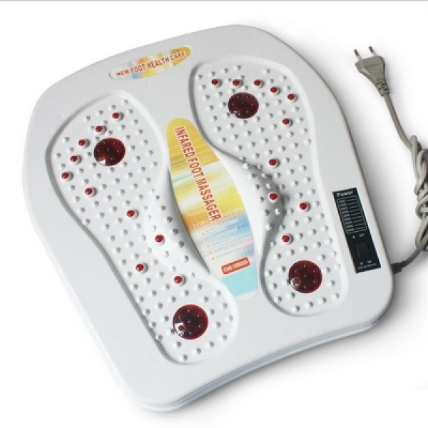 MASSAGE CHÂN HỒNG NGOẠI, tần suất rung cao giúp kích thích các huyệt đạo nơi lòng bàn chân vì chân là nơi tập trung hầu hết các đầu dây thần kinh, thư giãn sau ngày dài làm việc mệt mỏi cao cấp