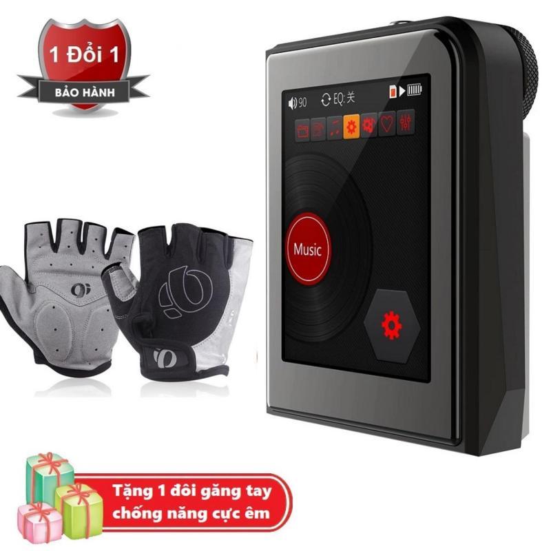 Máy nghe nhạc MP3 Lossless cao cấp Ruizu A50 - Hifi Music Player Ruizu A50 Tặng kèm Găng tay thể thao chống nắng